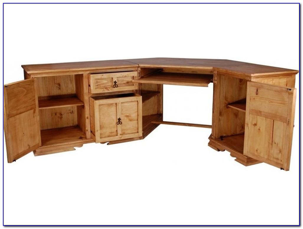 Schreibtisch Mexico Weiß