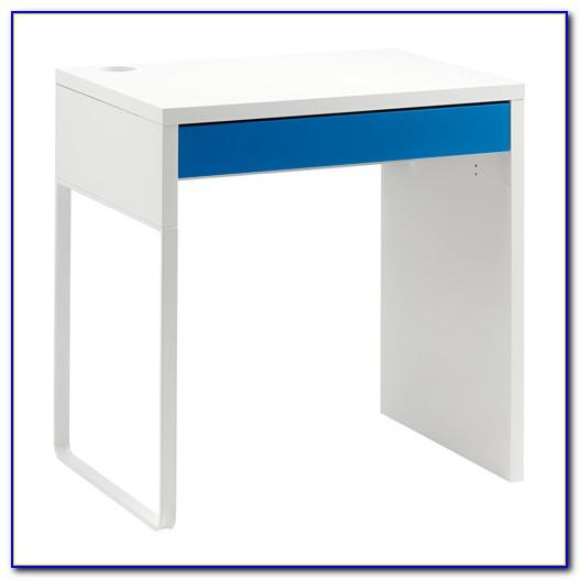 Schreibtisch Micke Ikea