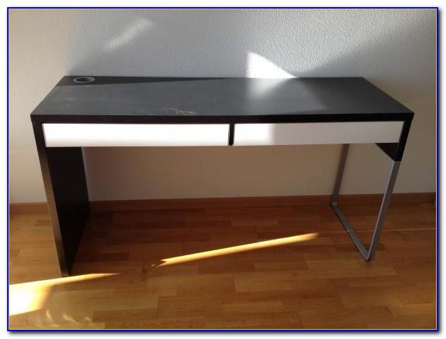 Schreibtisch Micke Montageanleitung