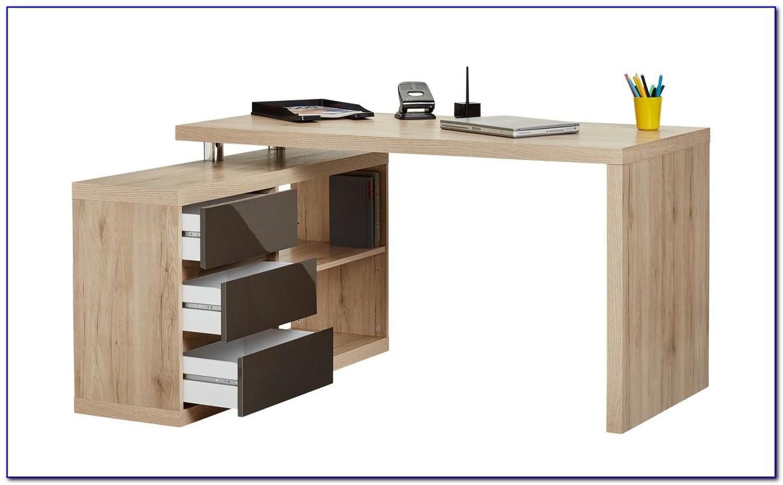 Schreibtisch Mit Regal Selber Bauen