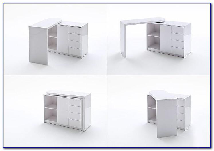 Schreibtisch Mit Regalsystem