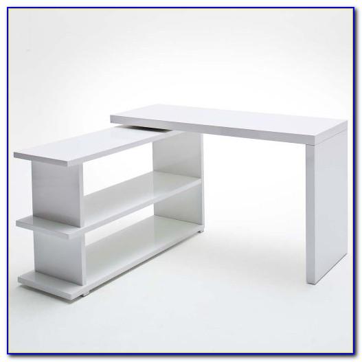 Schreibtisch Mit Schwenkbarer Platte
