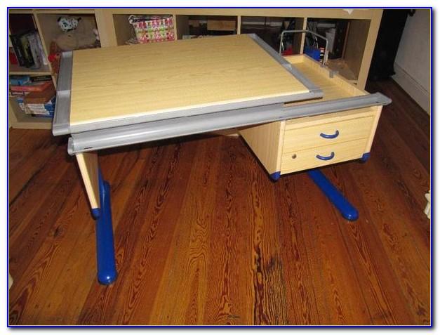 Schreibtisch Moll Champion Left Up
