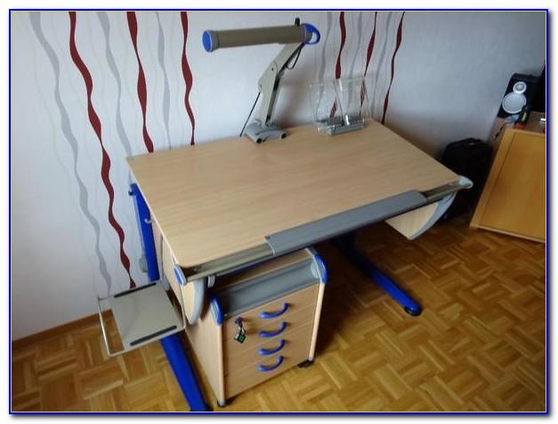Schreibtisch Moll Runner Ahorn