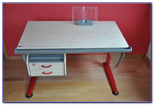 Schreibtisch Moll Weiß
