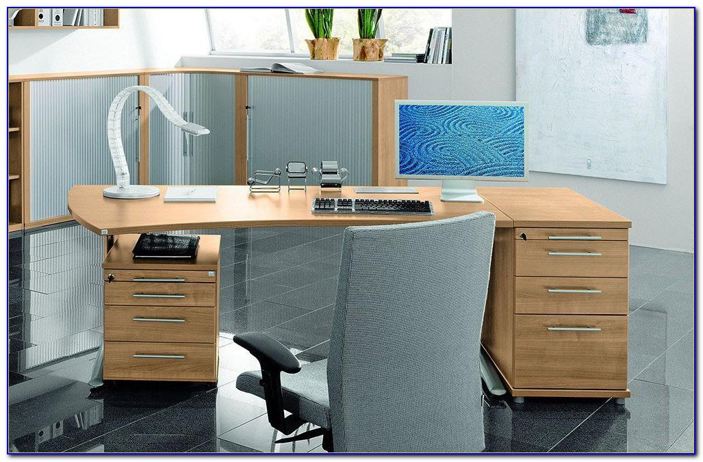 Schreibtisch Noce Weiß