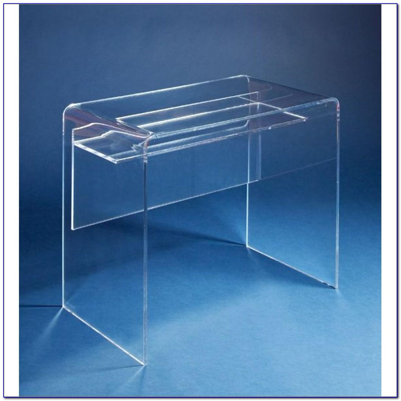 Schreibtisch Organizer Plexiglas