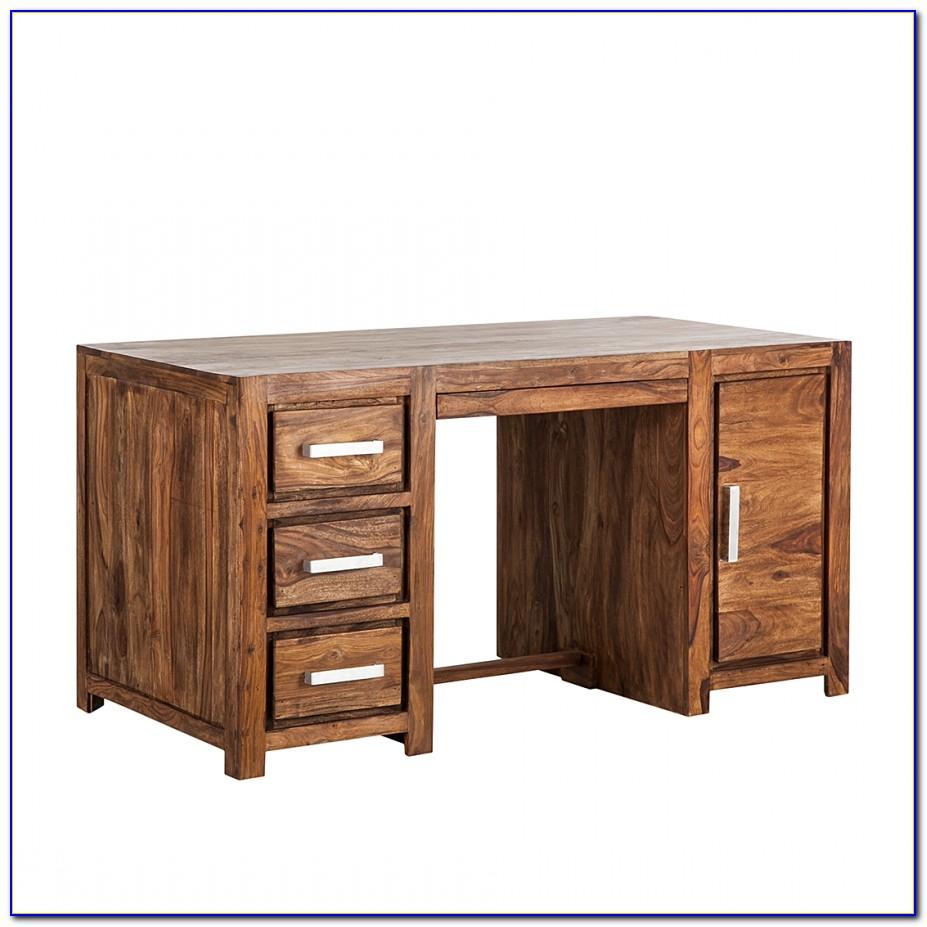 Schreibtisch Panama Sheesham