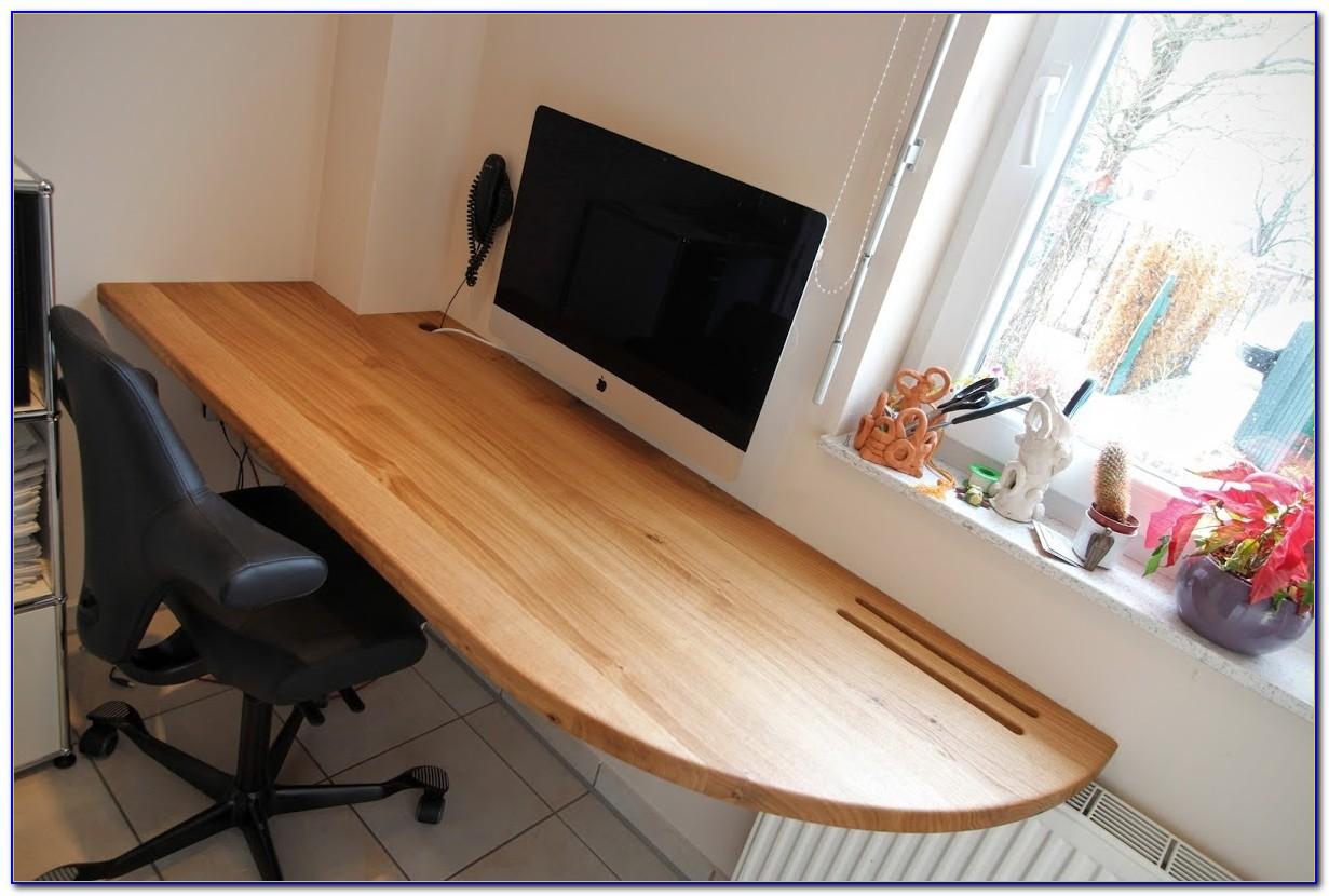 Schreibtisch Platte Neigbar
