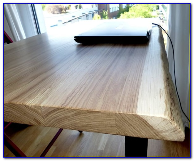 Schreibtisch Platte