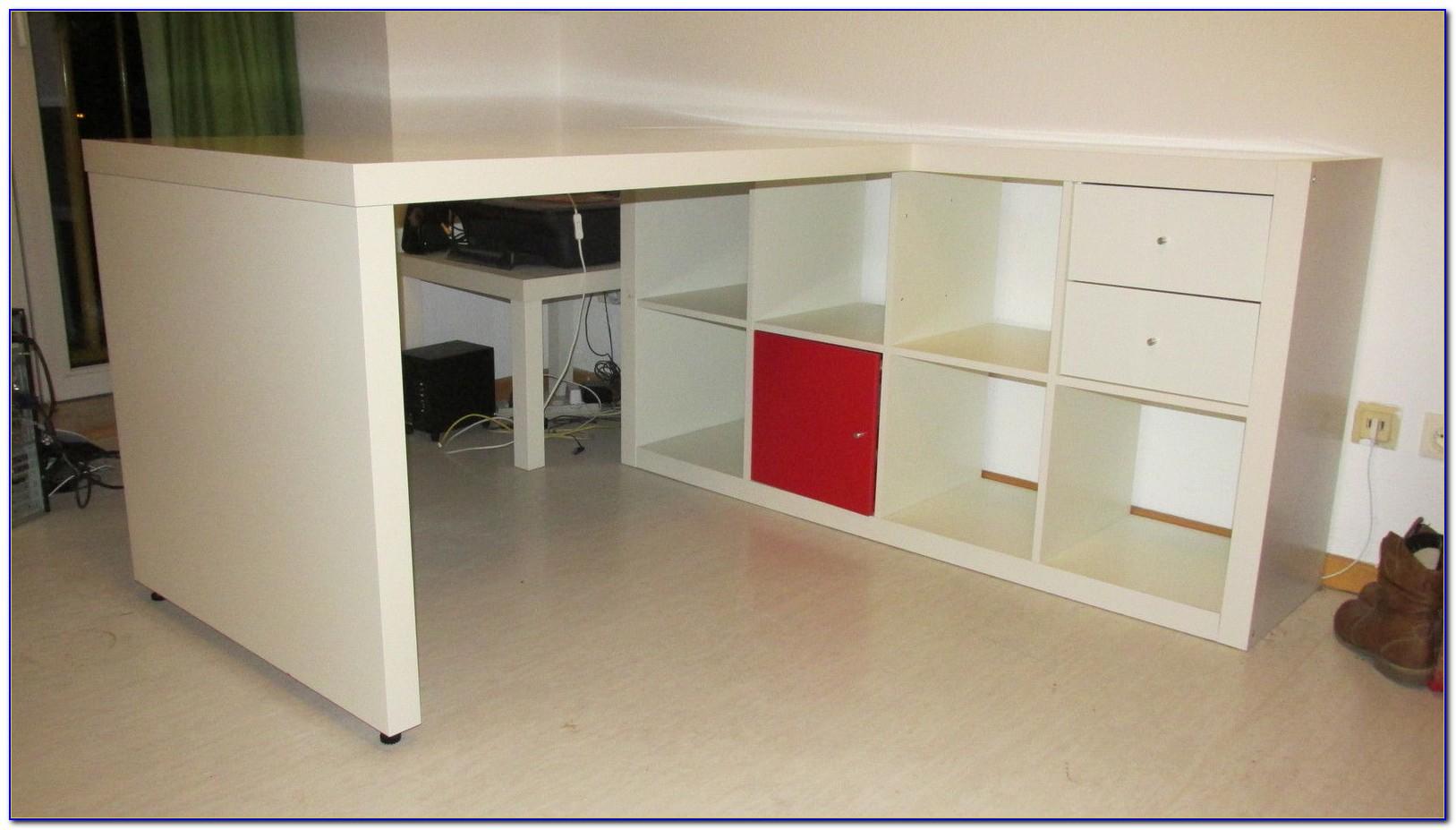 Schreibtisch Rollbar Ikea