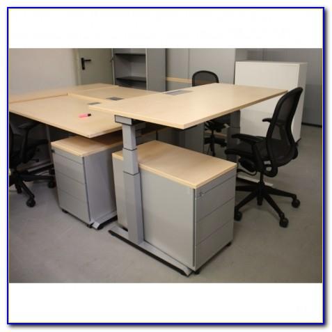 Schreibtisch Rollcontainer Ikea