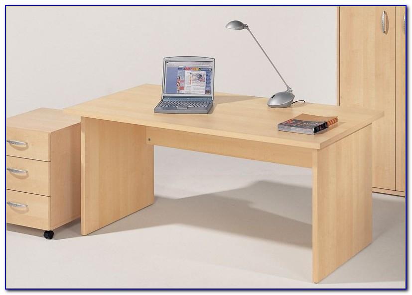 Schreibtisch Rollcontainer Weiß