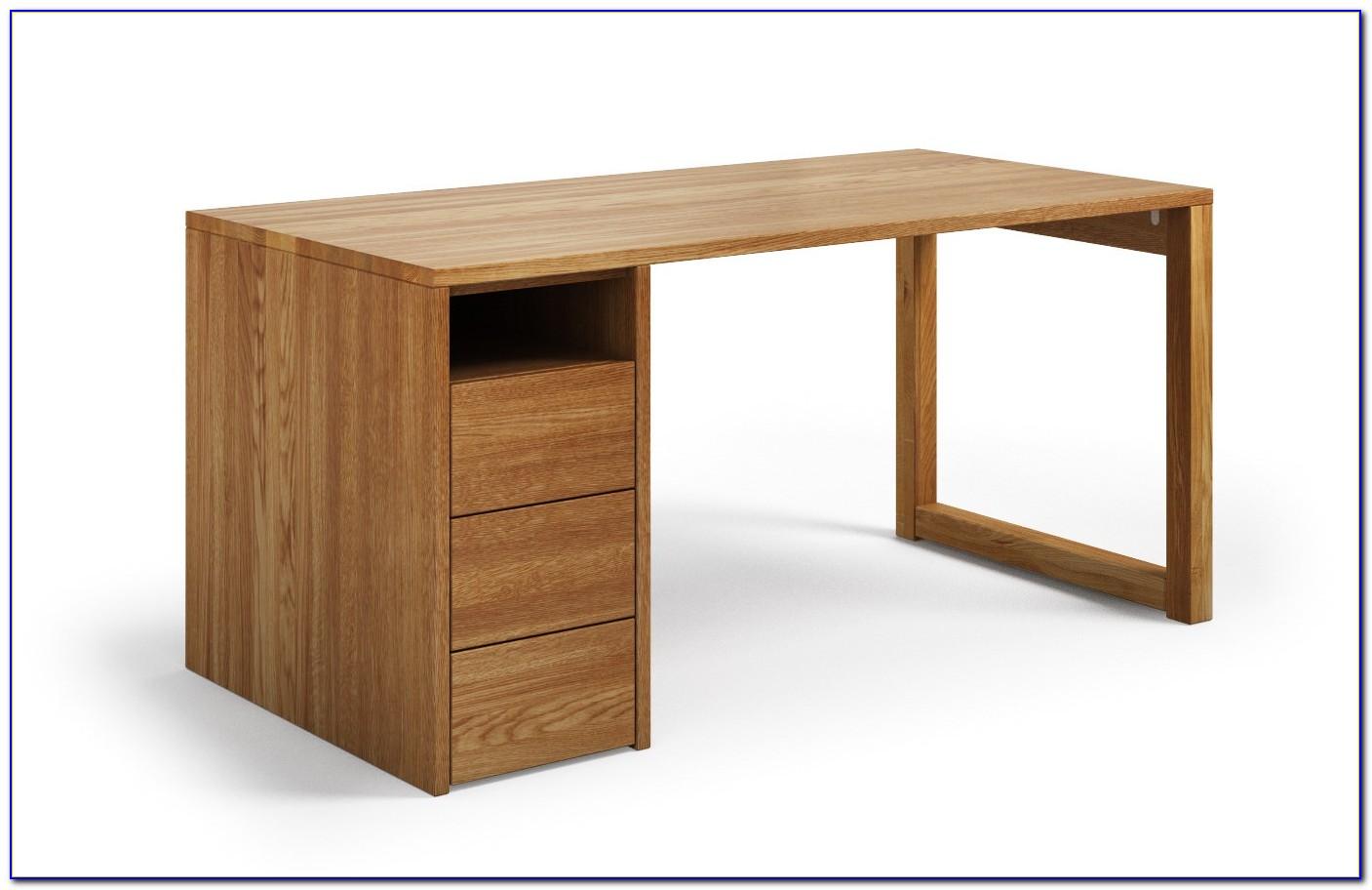 Schreibtisch Rustikal Weiß