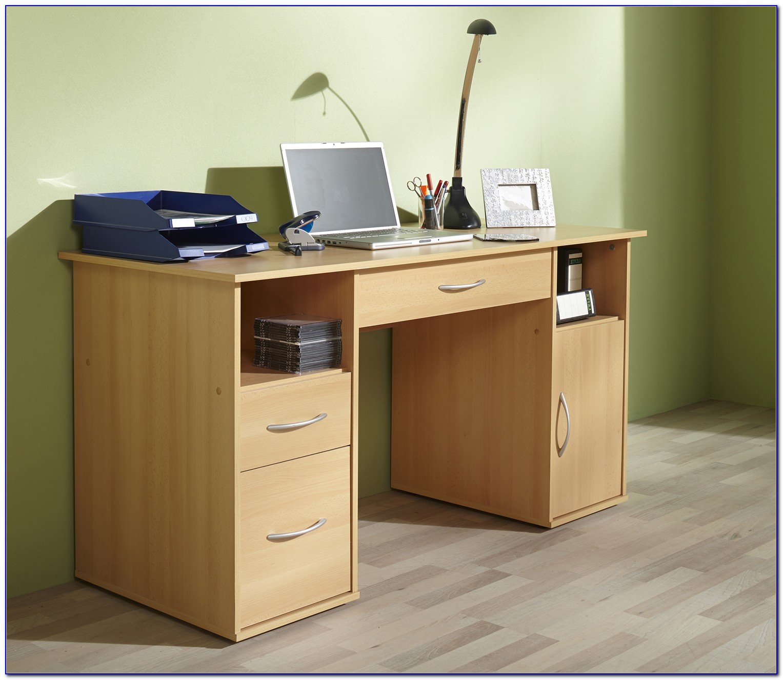 Schreibtisch Schrank Buche