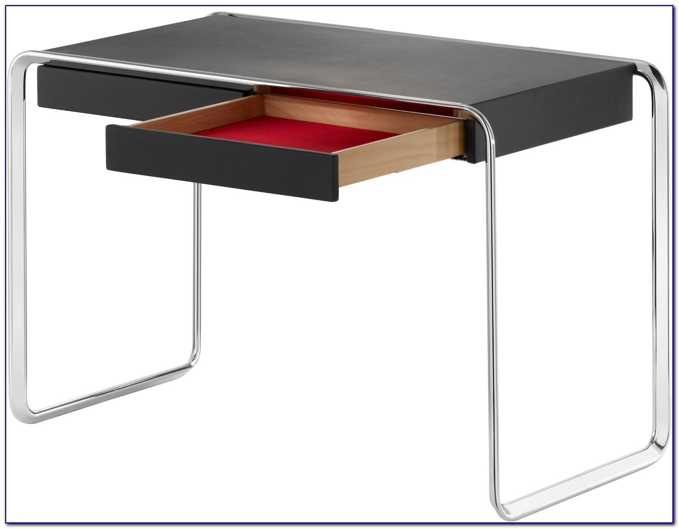Schreibtisch Schwarzbraun