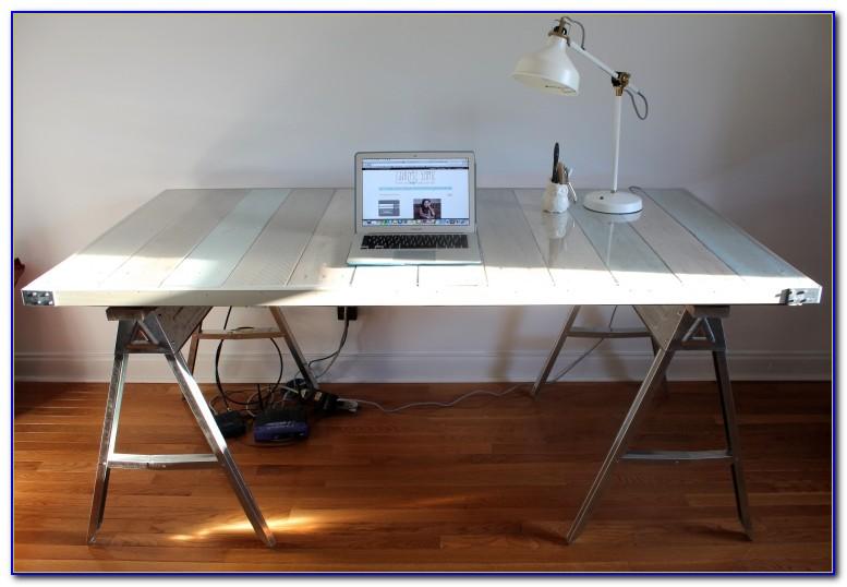 Schreibtisch Selber Bauen Hornbach