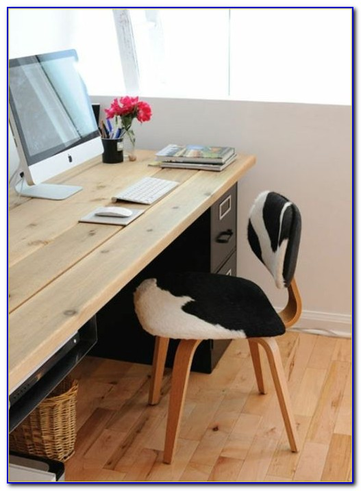 Schreibtisch Selbst Bauen Ideen