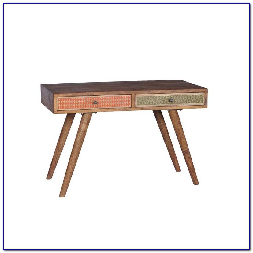 Schreibtisch Sheesham 120