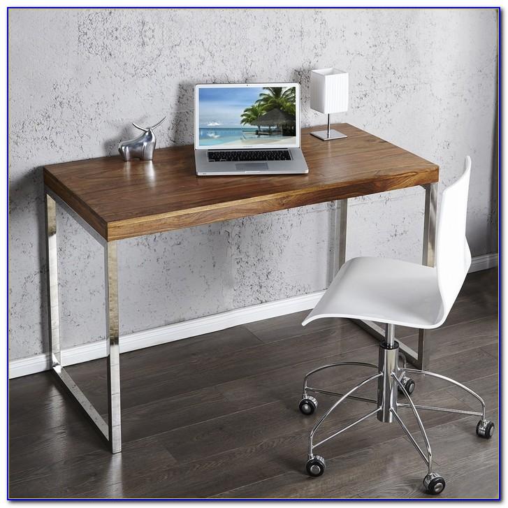 Schreibtisch Sheesham Massiv