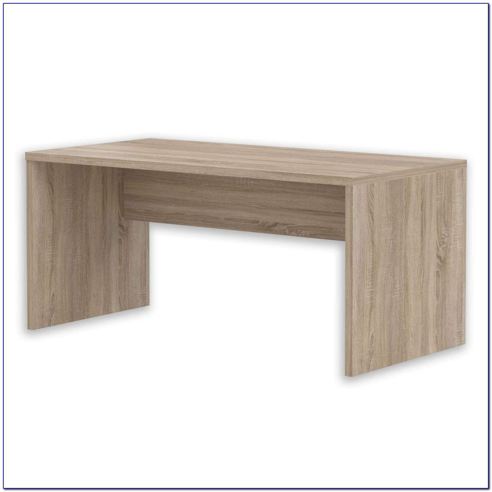 Schreibtisch Sonoma Eiche Grau