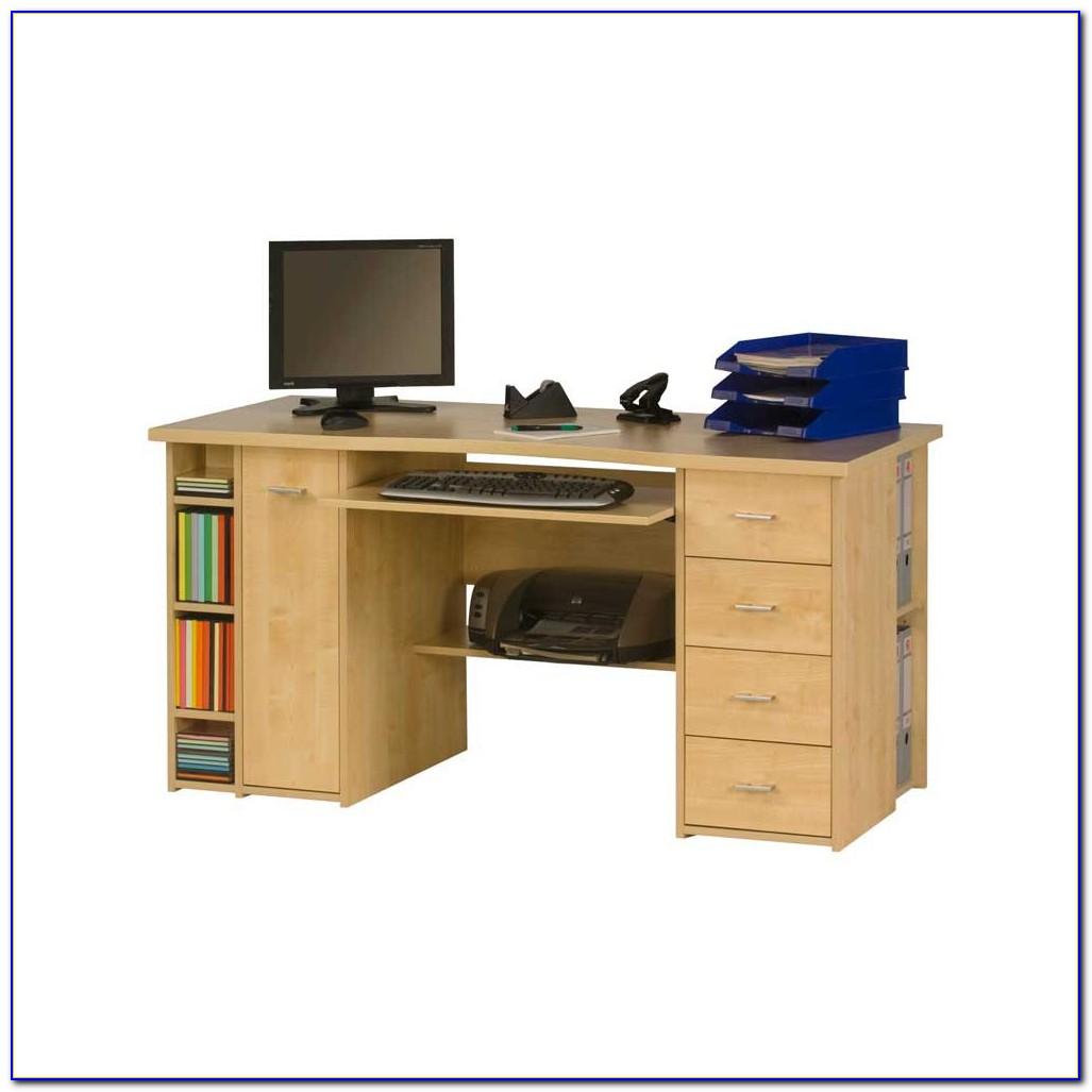 Schreibtisch Sonoma Eiche Hell