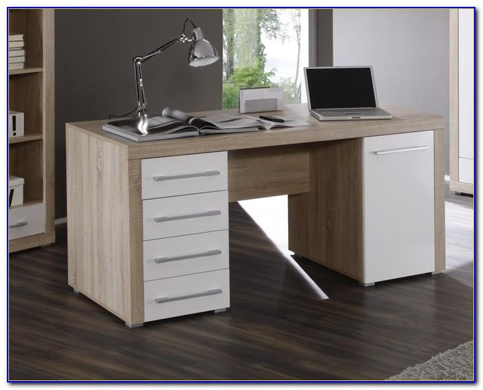 Schreibtisch Sonoma Eiche Poco