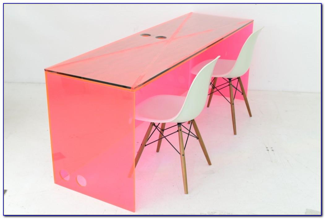 Schreibtisch Stiftehalter Plexiglas