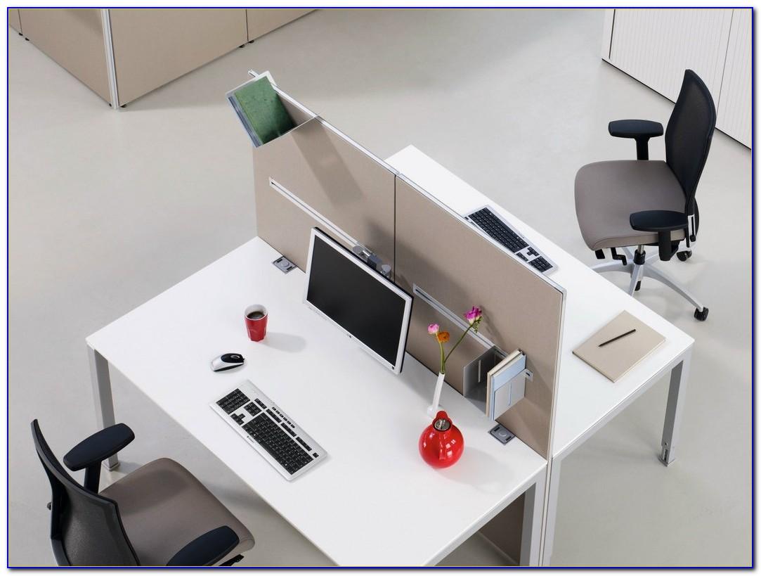 Schreibtisch Trennwand Ikea