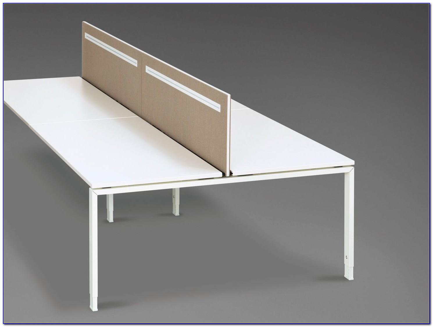 Schreibtisch Trennwand Schall