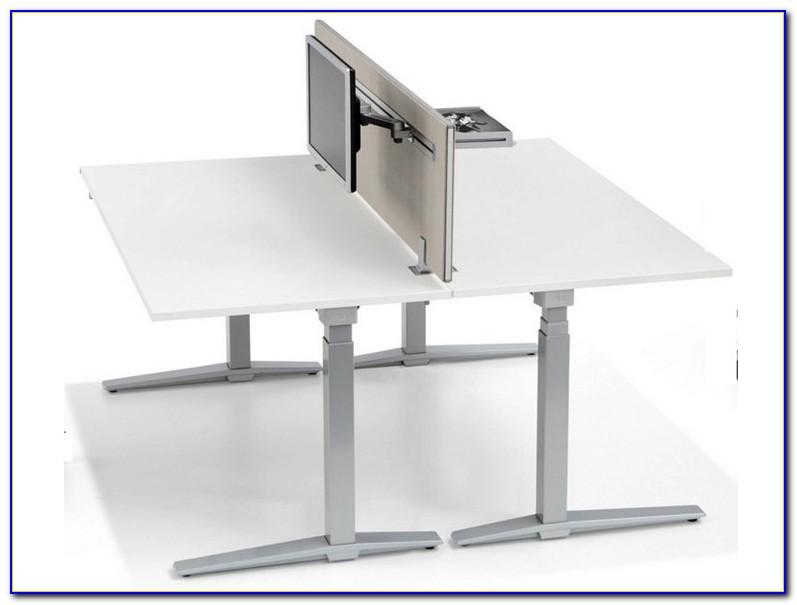 Schreibtisch Trennwand Selber Bauen
