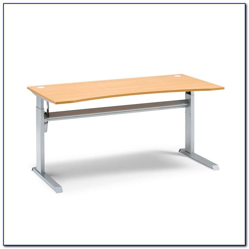 Schreibtisch Untergestell Elektrisch Höhenverstellbar