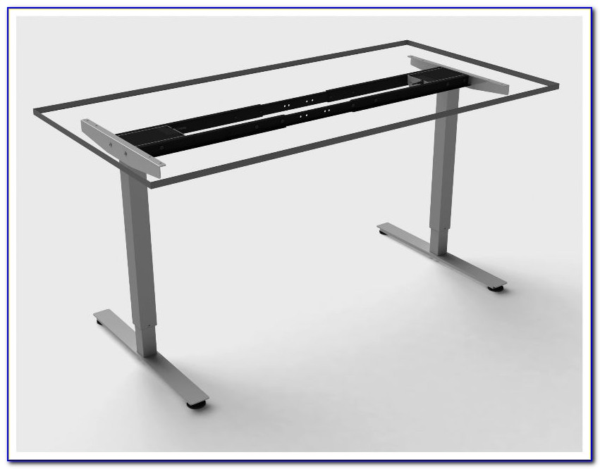 Schreibtisch Untergestell Elektrisch