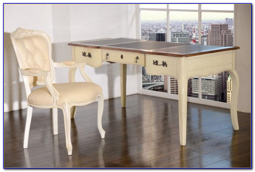 Schreibtisch Vintage Style