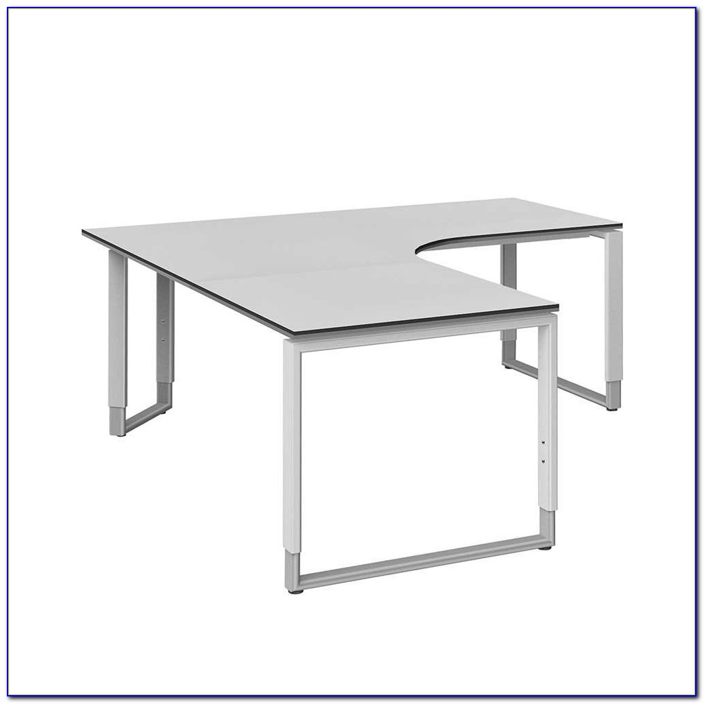 Schreibtisch Weiß Höhenverstellbar Ikea