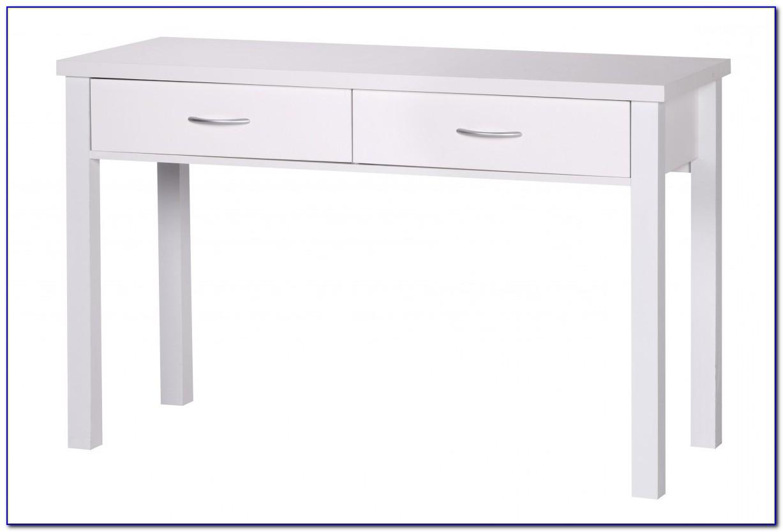 Schreibtisch Weiß Hochglanz Mit Schubladen Fabrizio