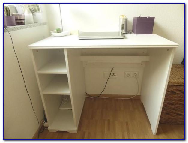 Schreibtisch Weiß Holz Ikea