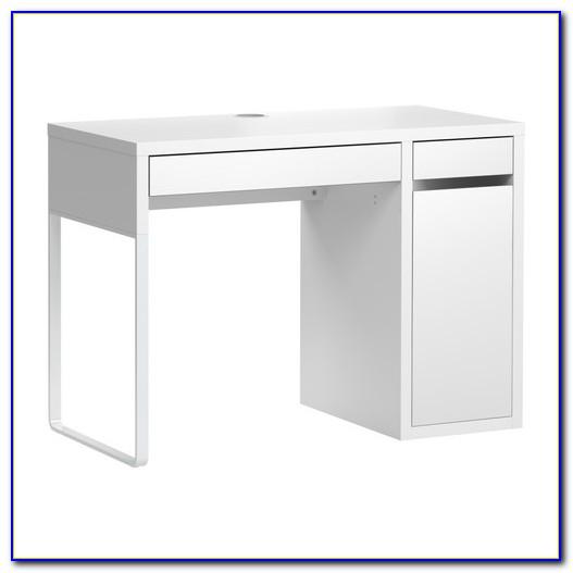 Schreibtisch Weiß Ikea Malm