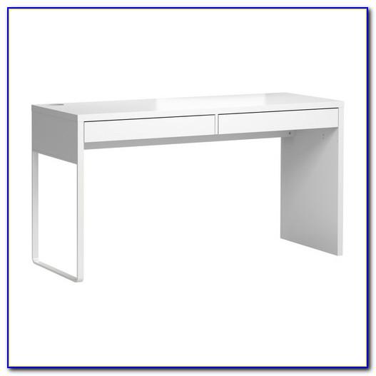 Schreibtisch Weiß Ikea Micke