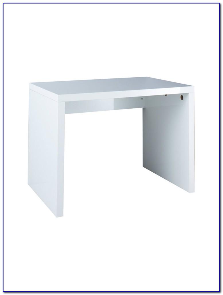 Schreibtisch Weiss 100 Cm Breit