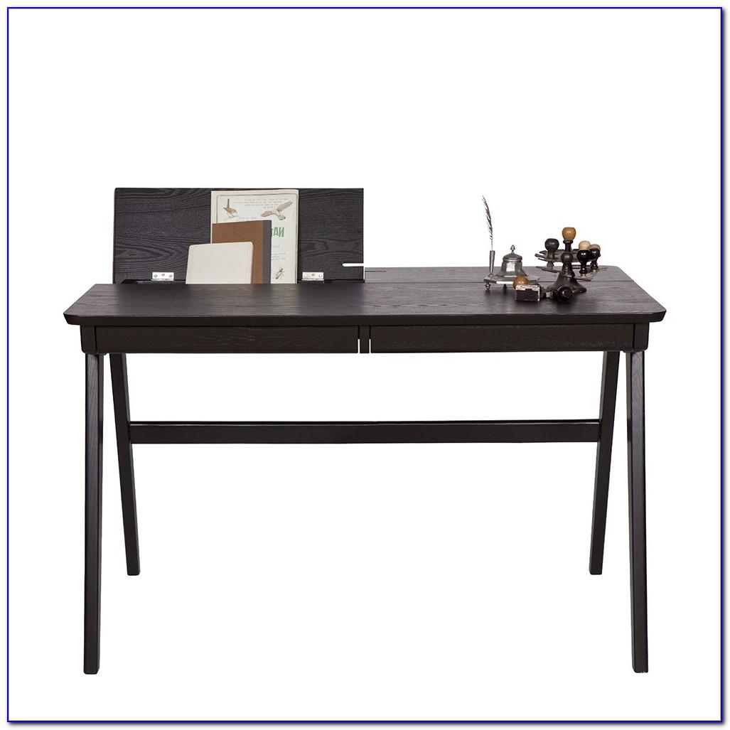 Schreibtisch Weiss 90 Cm Breit