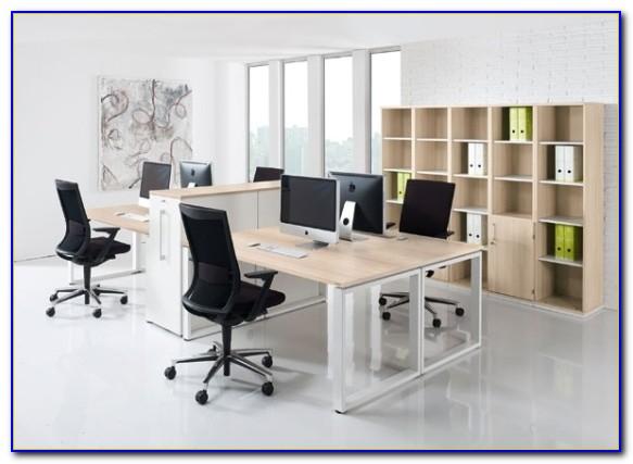 Schreibtisch Zweiseitig