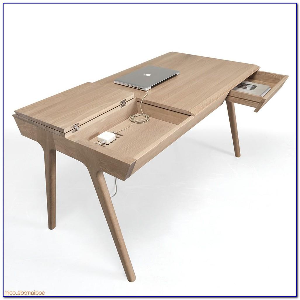 Schreibtische Holz Design