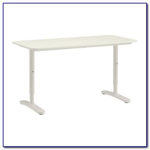 Schreibtische Ikea Weiß