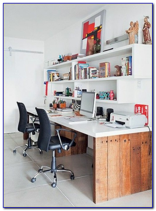 Schreibtische Selbst Bauen
