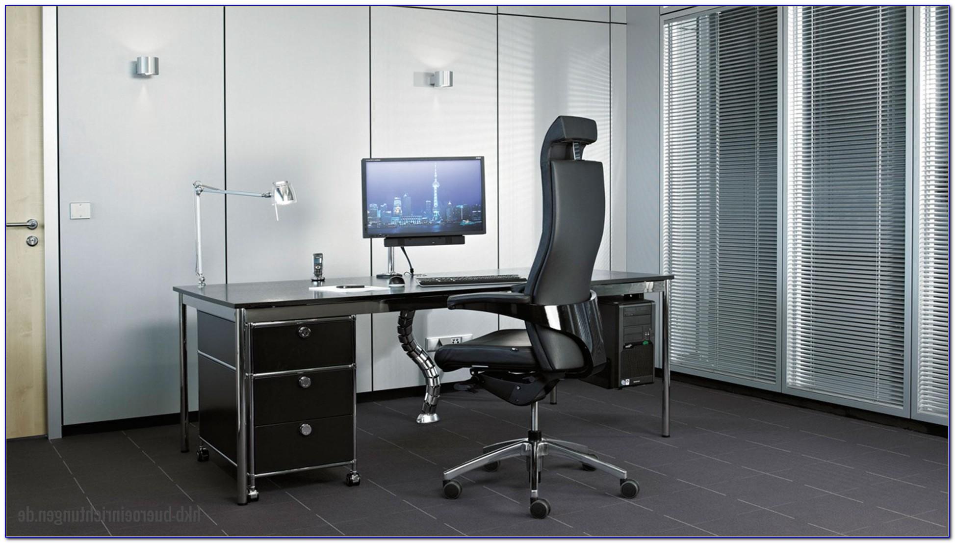Schreibtischgröße Büro