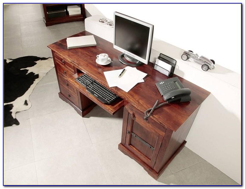 Schreibtischset Kolonial