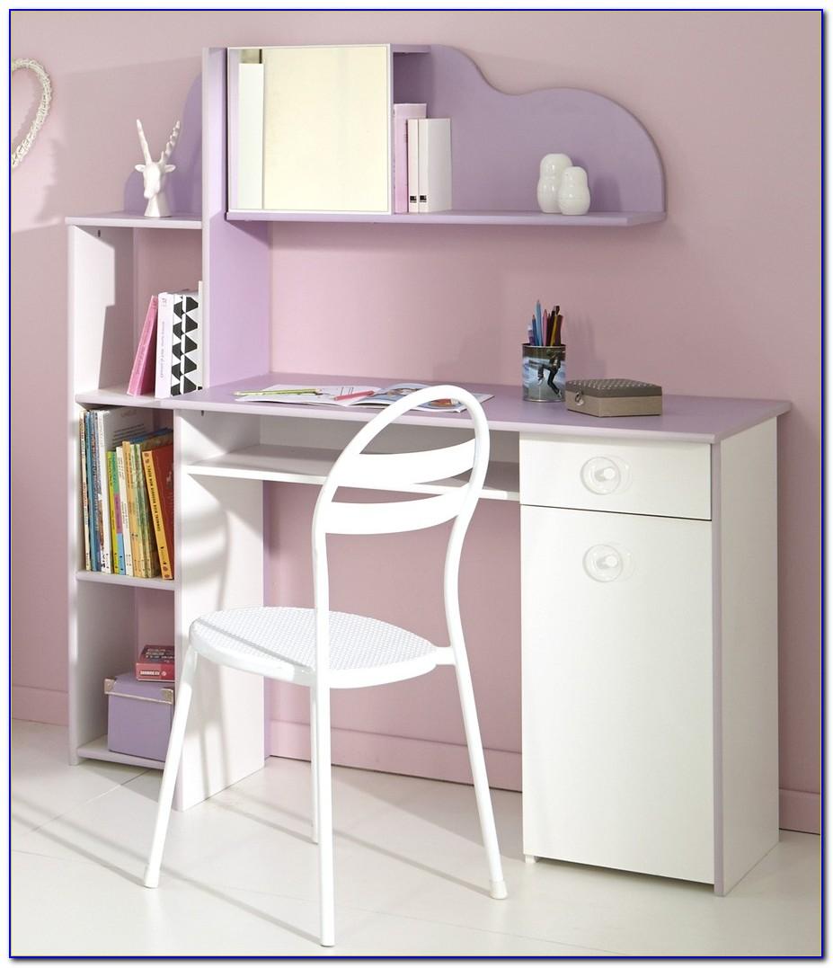 Schreibtischstuhl Lila