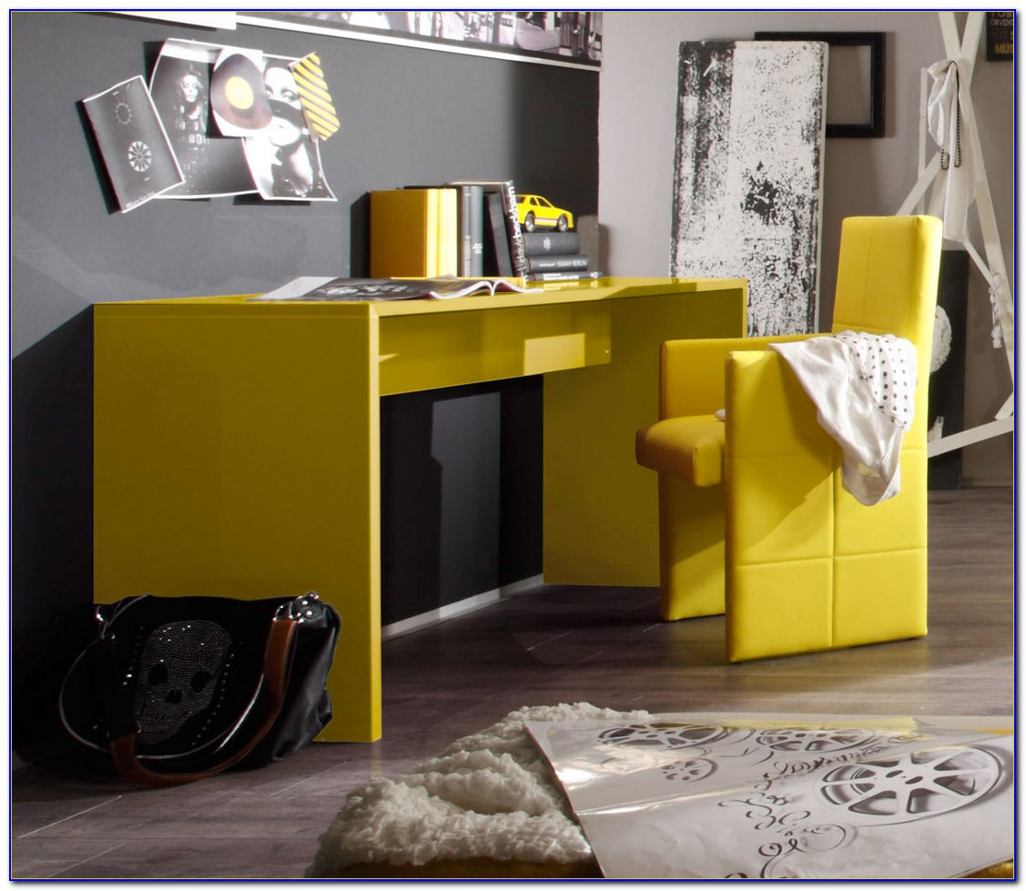 Schreibtischunterlage Lila