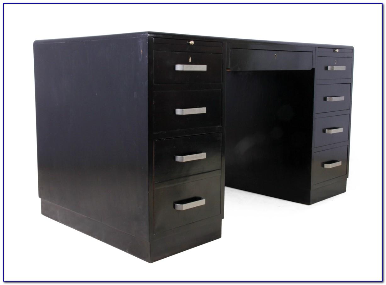 Schwarzer Schreibtisch Ebay